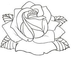 rose drawing stencil at getdrawings com free for personal use rose rh getdrawings com money rose tattoo stencil rose tattoo template