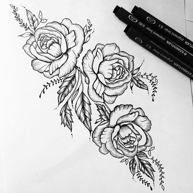 640x640 Roses Inspiration Things I Loveeee Tattoo