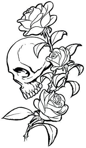 291x500 Volkswagen Tattoo Sketch