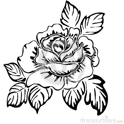 400x400 Wood Carving Rose Pattern