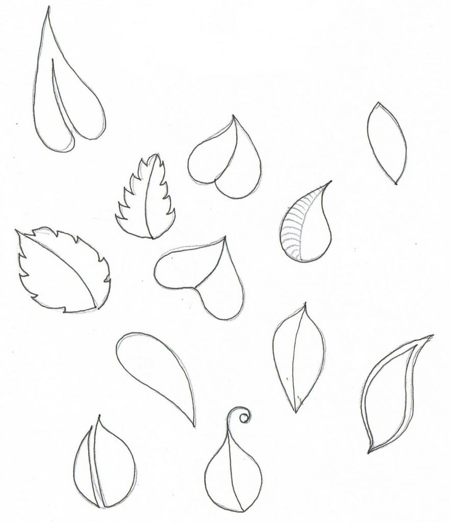 884x1024 Flower Petals Drawing How To Draw A Rose Petal 6 Steps