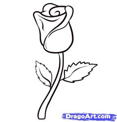 236x246 Rose Drawings Cliparts