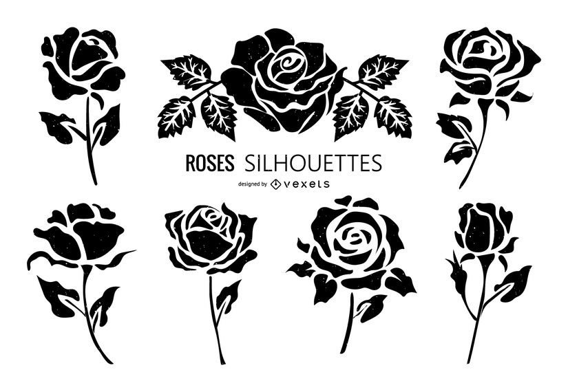 825x570 Rose Silhouette Collection