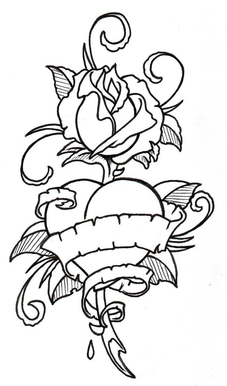 686x1163 Ink Tattoo Flower Tattoo By Jack Marsh Tattoo