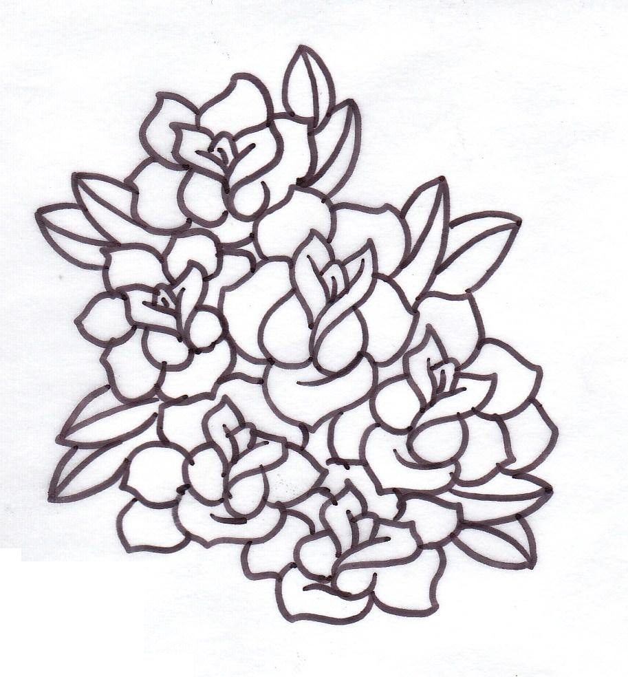 Rose tattoo drawing tumblr at getdrawings free for personal 913x984 free tattoo stencils know more about them izmirmasajfo