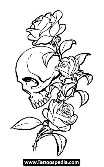 Rose Vine Drawing Designs At Getdrawings Free Download