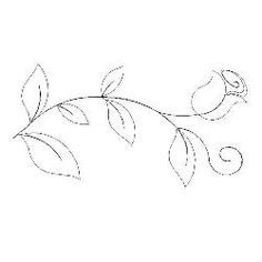 236x236 How To Draw A Rosebud Rose Buds Drawings
