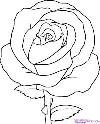 202x249 Pictures Easy Sketches In Roses,