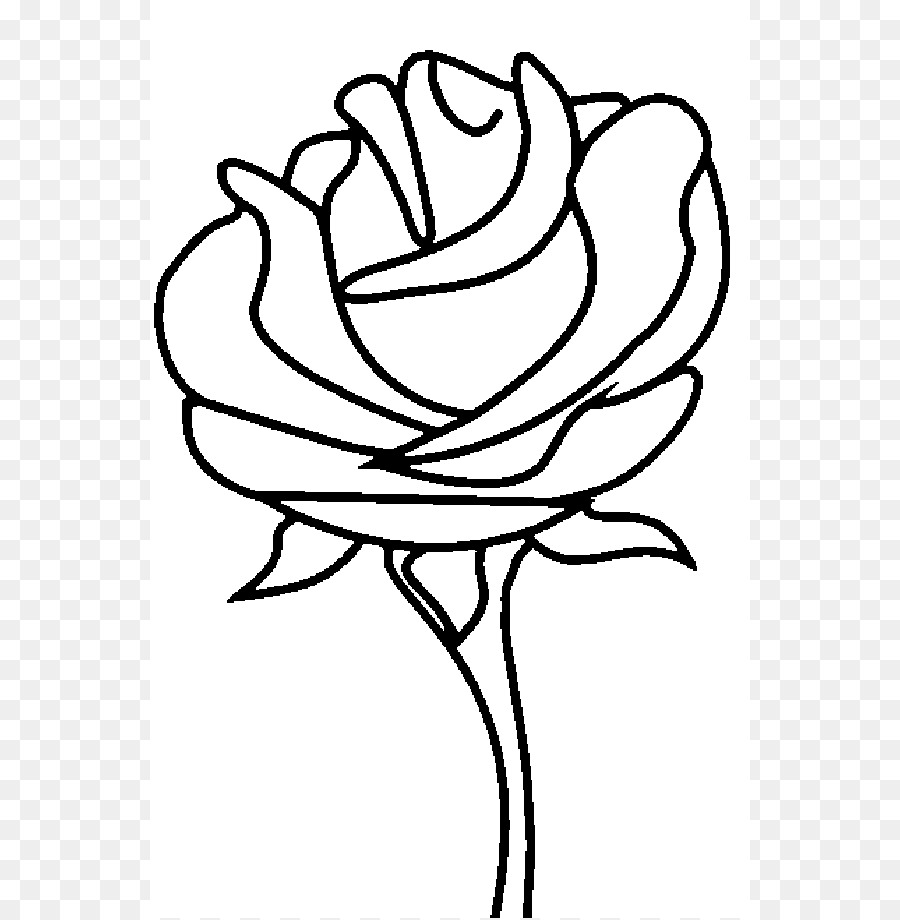 900x920 Coloring Book Rose Child Drawing