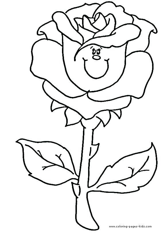 575x813 Coloring Roses The Very Fragrant Flowers Fragrant Rose Coloring
