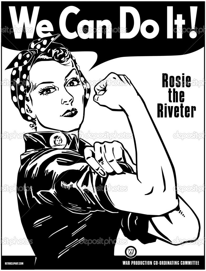 782x1024 Pin By Teri Pace On Rosie The Riveter