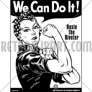 300x300 Rosie The Riveter,