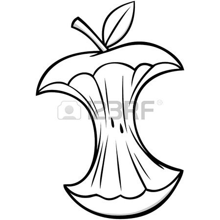 450x450 211 Rotten Apple Stock Vector Illustration And Royalty Free Rotten