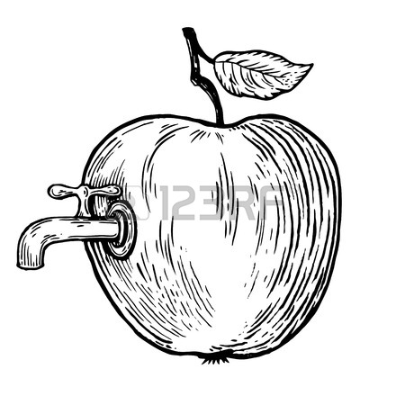 450x450 Apple Woodcut Stock Photos Amp Pictures. Royalty Free Apple Woodcut