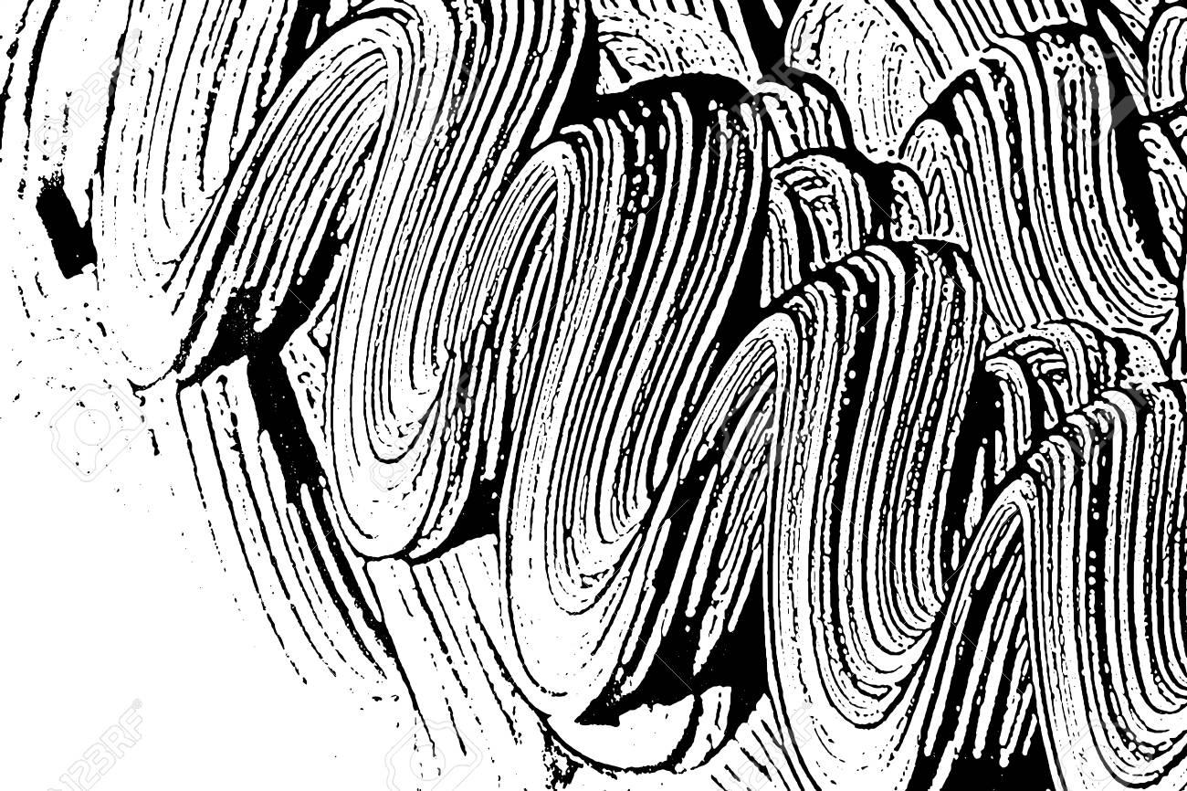 1300x866 Grunge Soap Texture Invert. Distress Black And White Rough Foam