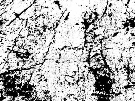 450x338 Grunge Wall Template. Concrete Black White Wall Graphics Pattern