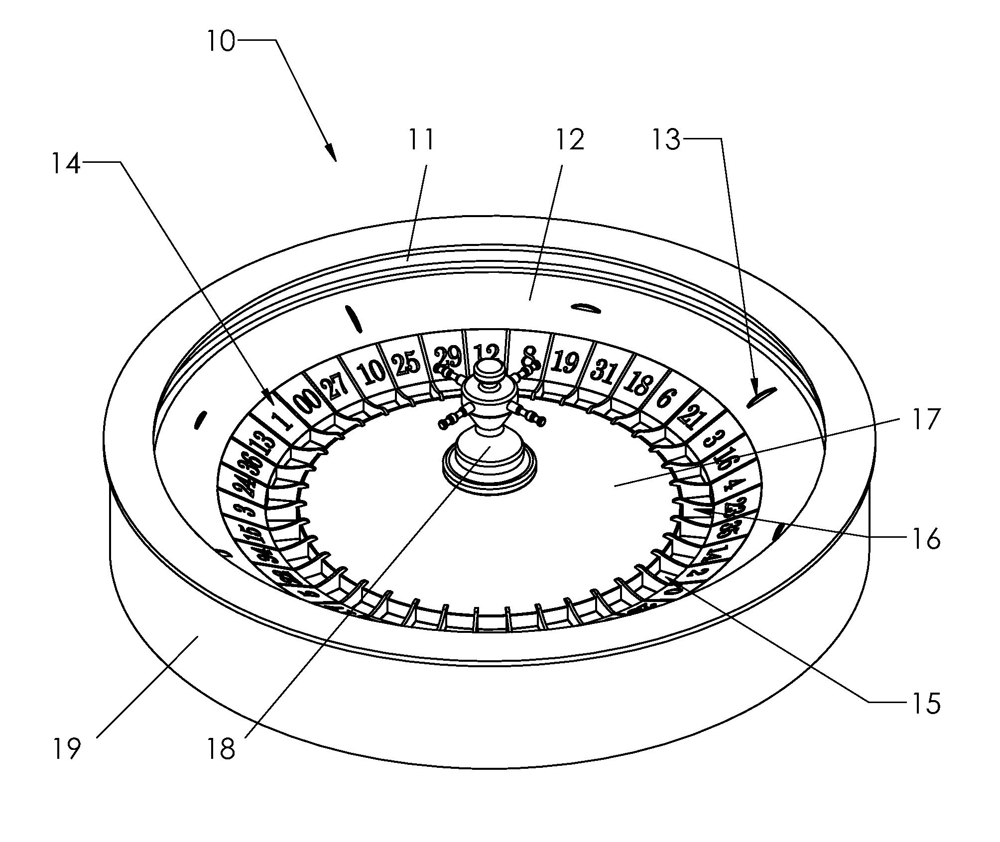 2008x1691 Roulette Wheel Rotation
