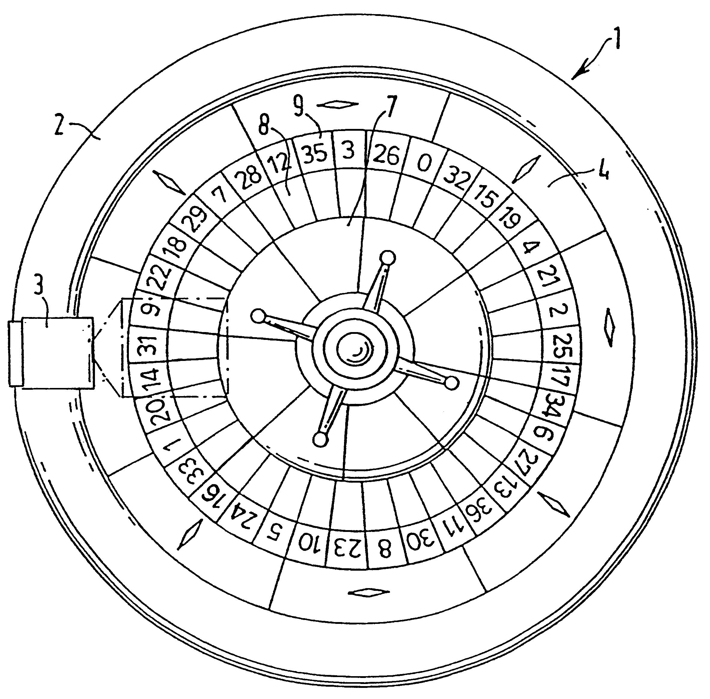 2363x2326 Roulette Wheel Selectin
