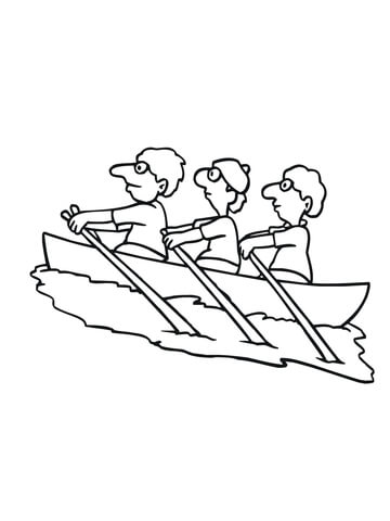 Row Boat Drawing at GetDrawings.com   Free for personal use Row Boat ...