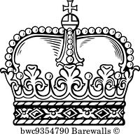 Royal Crown Drawing