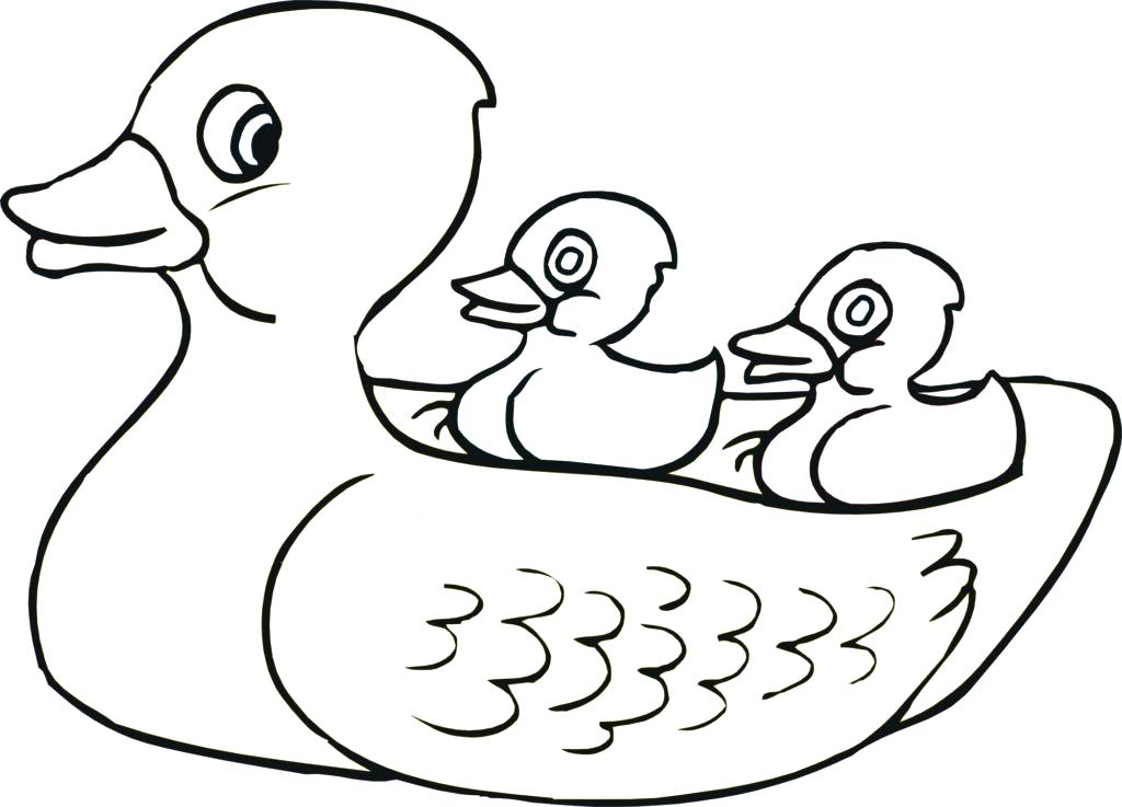 1024x737 Rubber Ducky Coloring Page Rubber Ducky Coloring Page Rubber Ducky