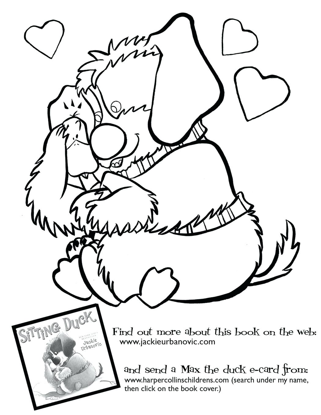 1050x1358 Pin Drawn Duck Coloring Page 9 70 Charming Rubber Ducky Pages