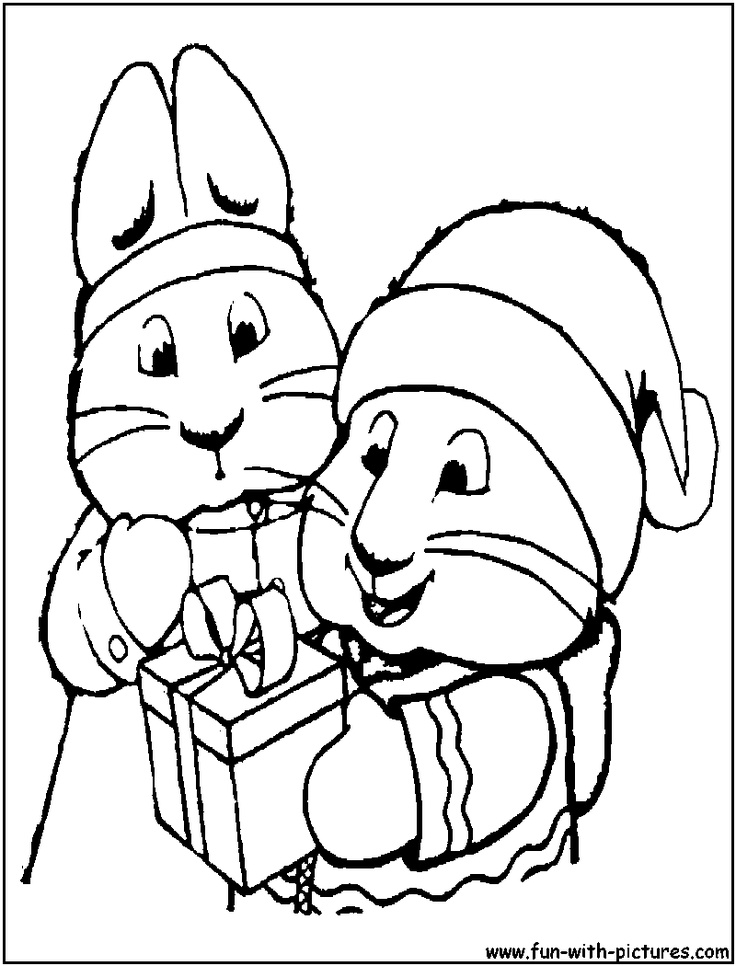 736x966 best max and ruby coloring pages games