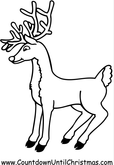 400x581 Color Rudolph The Red Nosed Reindeer