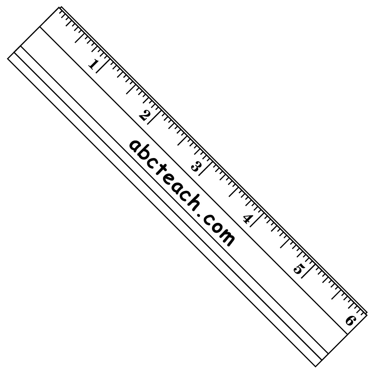 1200x1200 Ruler Coloring Pages