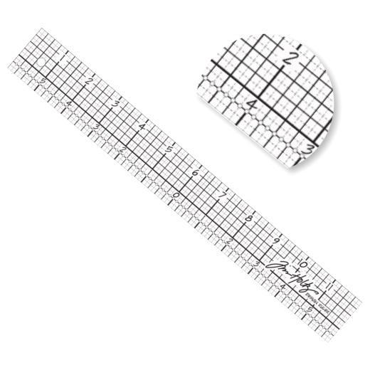 520x520 Tim Holtz 12 Design Ruler Ebay