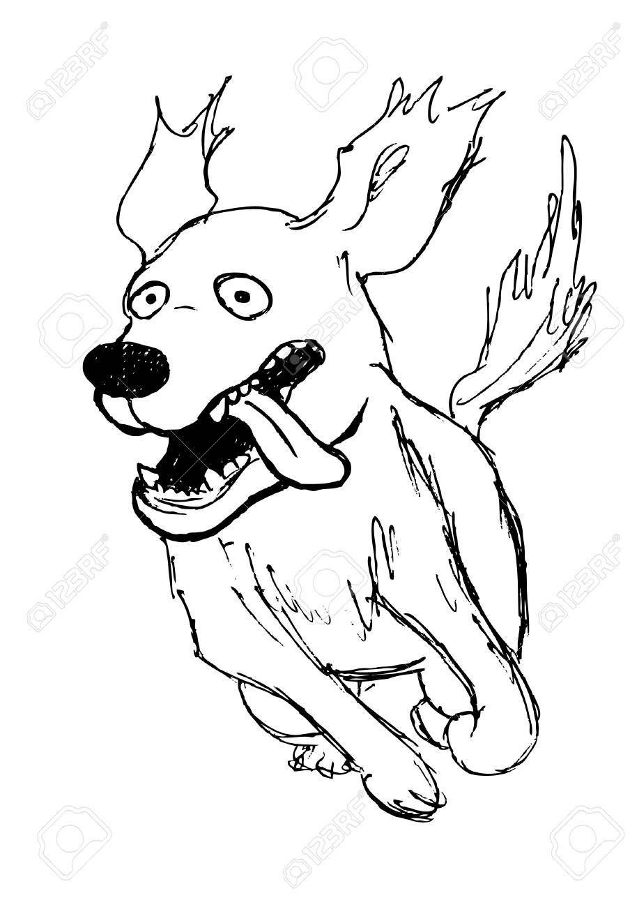904x1300 Running Dog Royalty Free Cliparts, Vectors, And Stock Illustration