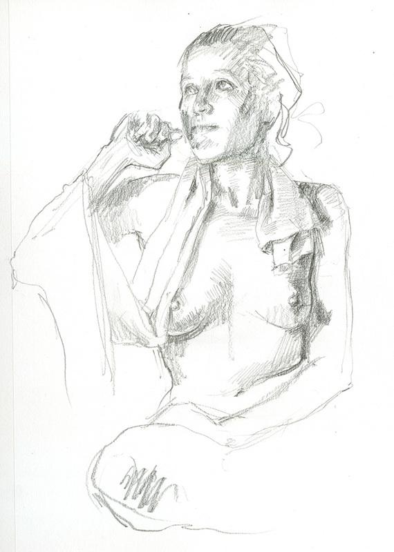 570x800 Figure Drawing