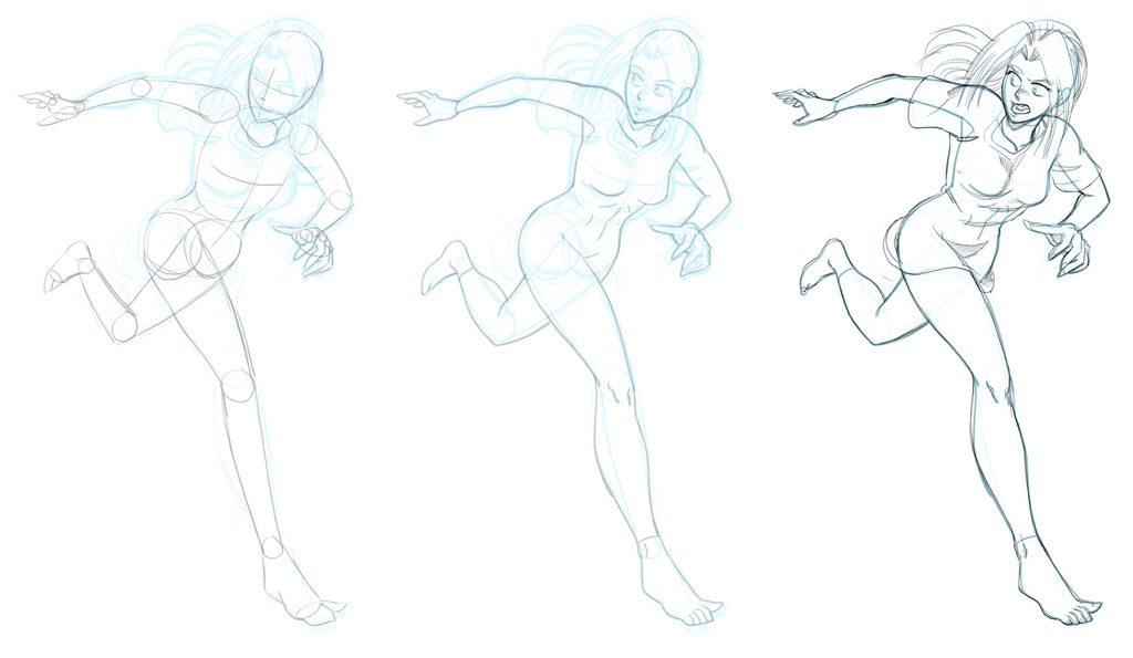 1024x595 How To Draw Comics Dirk I. Tiede Comics Amp Illustration