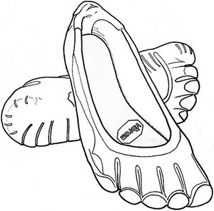 300x296 Arch Height And Running Shoes The Best Advice To Give Patients