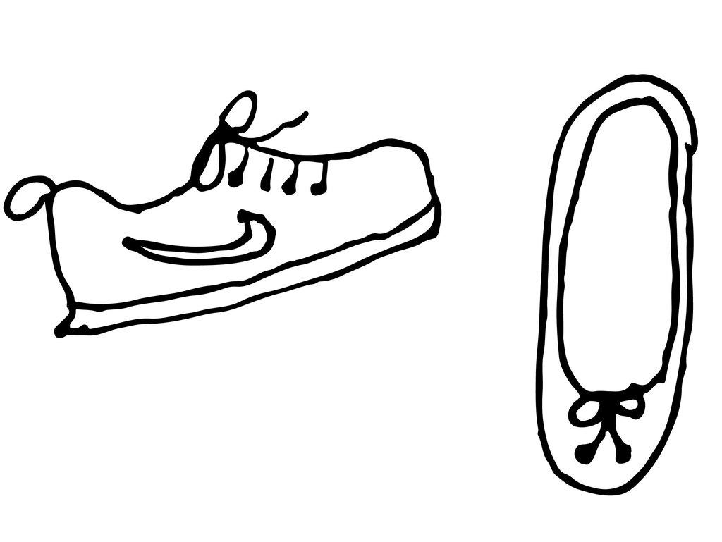 running shoes drawing at getdrawings com free for personal use rh getdrawings com free cartoon running shoes cartoon pictures of running shoes