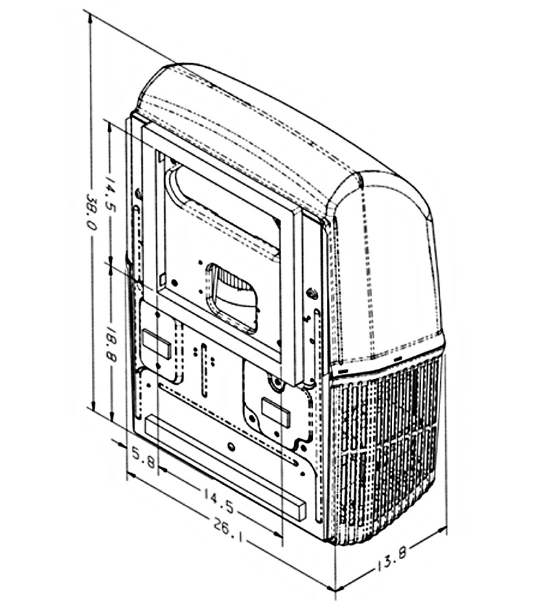 diagram of goodman furnace