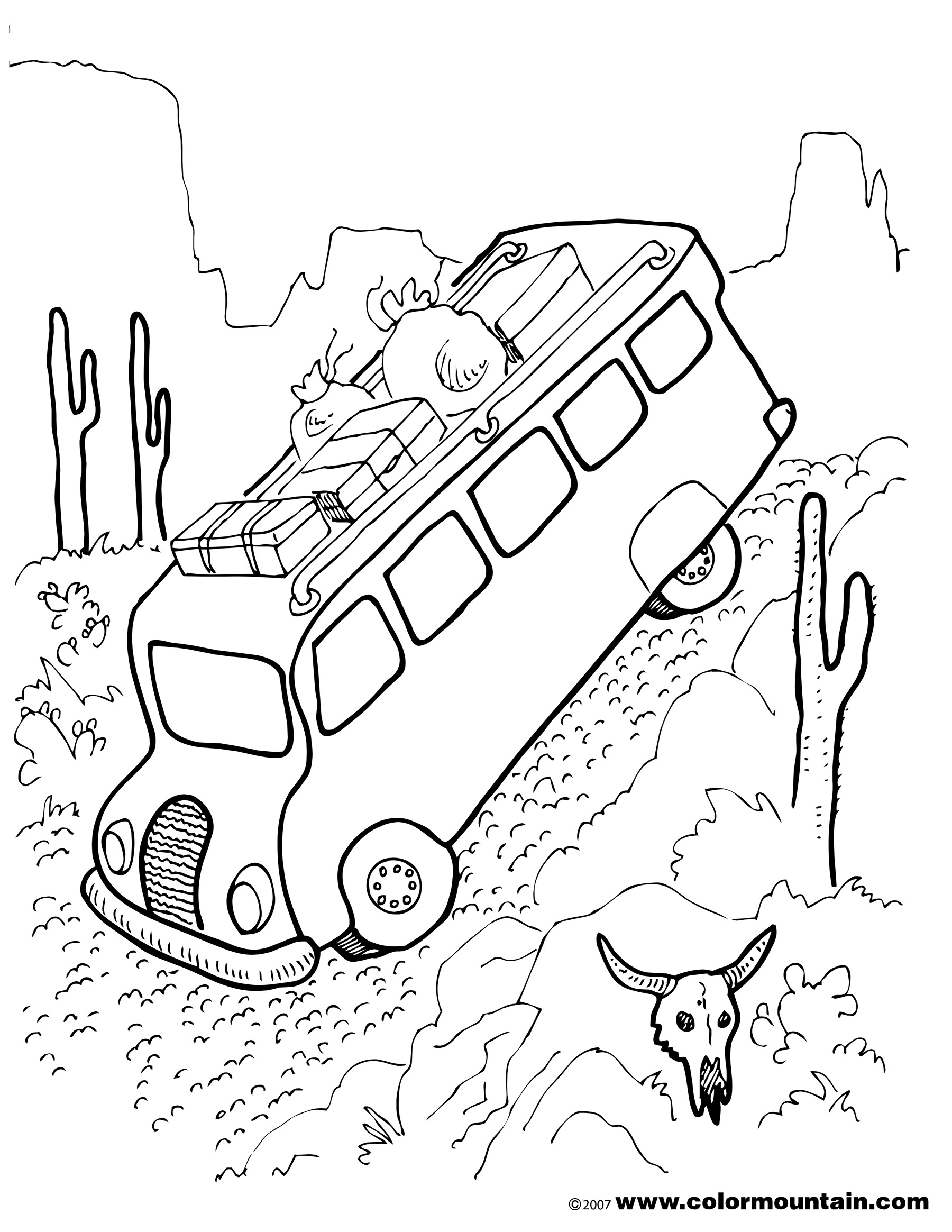 beachfront coloring pages - photo#41