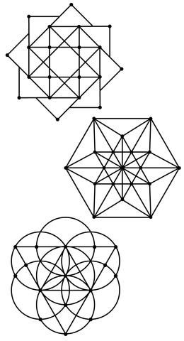 Sacred Geometry Drawing