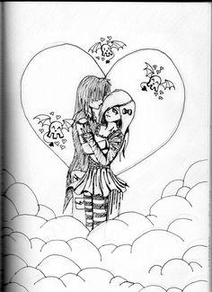 236x325 Easy Sad Angel Drawings