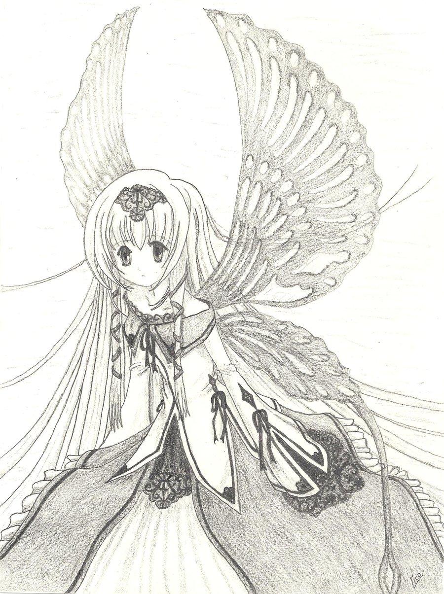 900x1205 Manga Angel By Missylico
