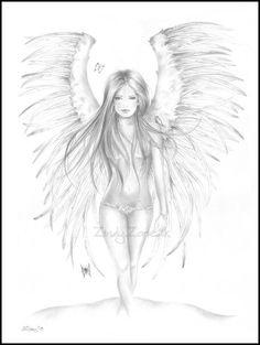 236x313 Angels Drawings 7,119 Art Angel Drawing