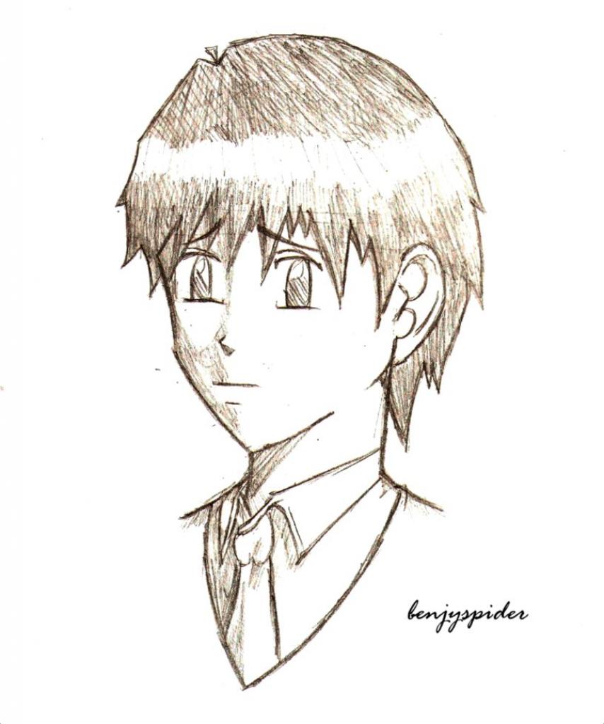 854x1024 Sketch Drawing Of A Sad Boy Sad Boy Picture Drawing Drawing