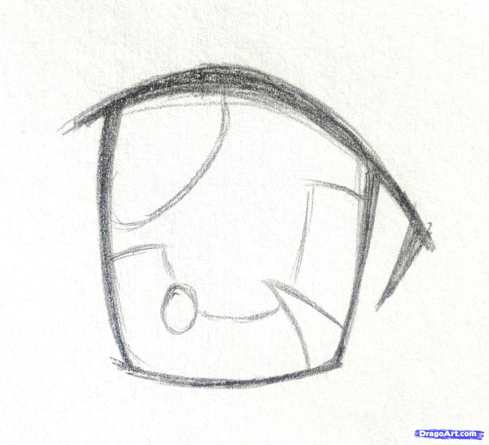Sad Eyes With Tears Drawing at GetDrawings | Free download