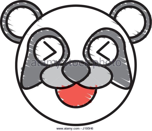 626x540 Cartoon Panda With Bamboo Stock Photos Amp Cartoon Panda With Bamboo