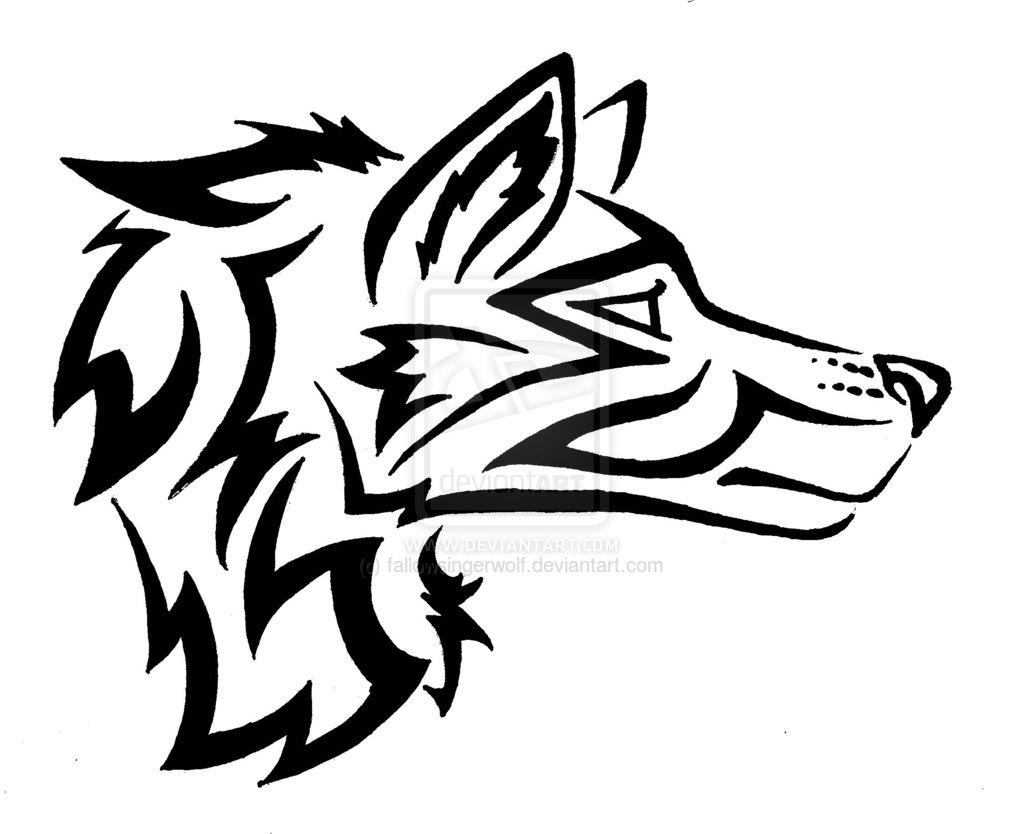 1024x834 Sad Puppy By Fallowsingerwolf On Sad Tribal Tattoos