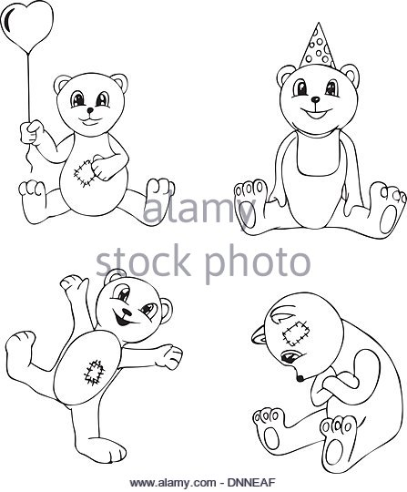 447x540 Sad Teddy Bear Black And White Stock Photos Amp Images