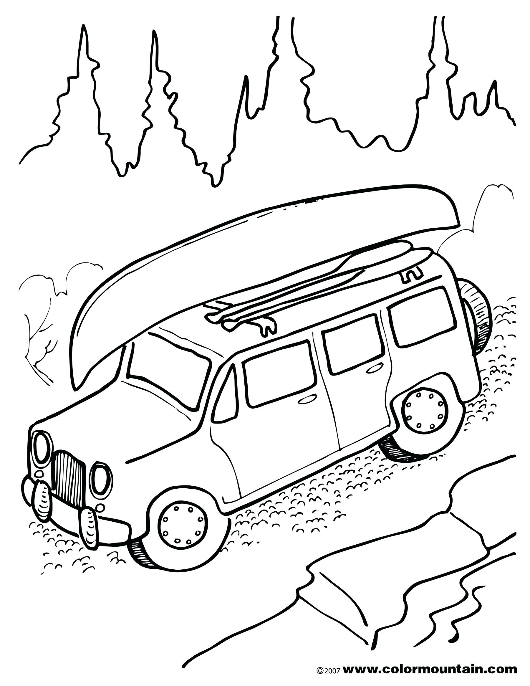 Safari Jeep Drawing at GetDrawings.com | Free for personal use ...
