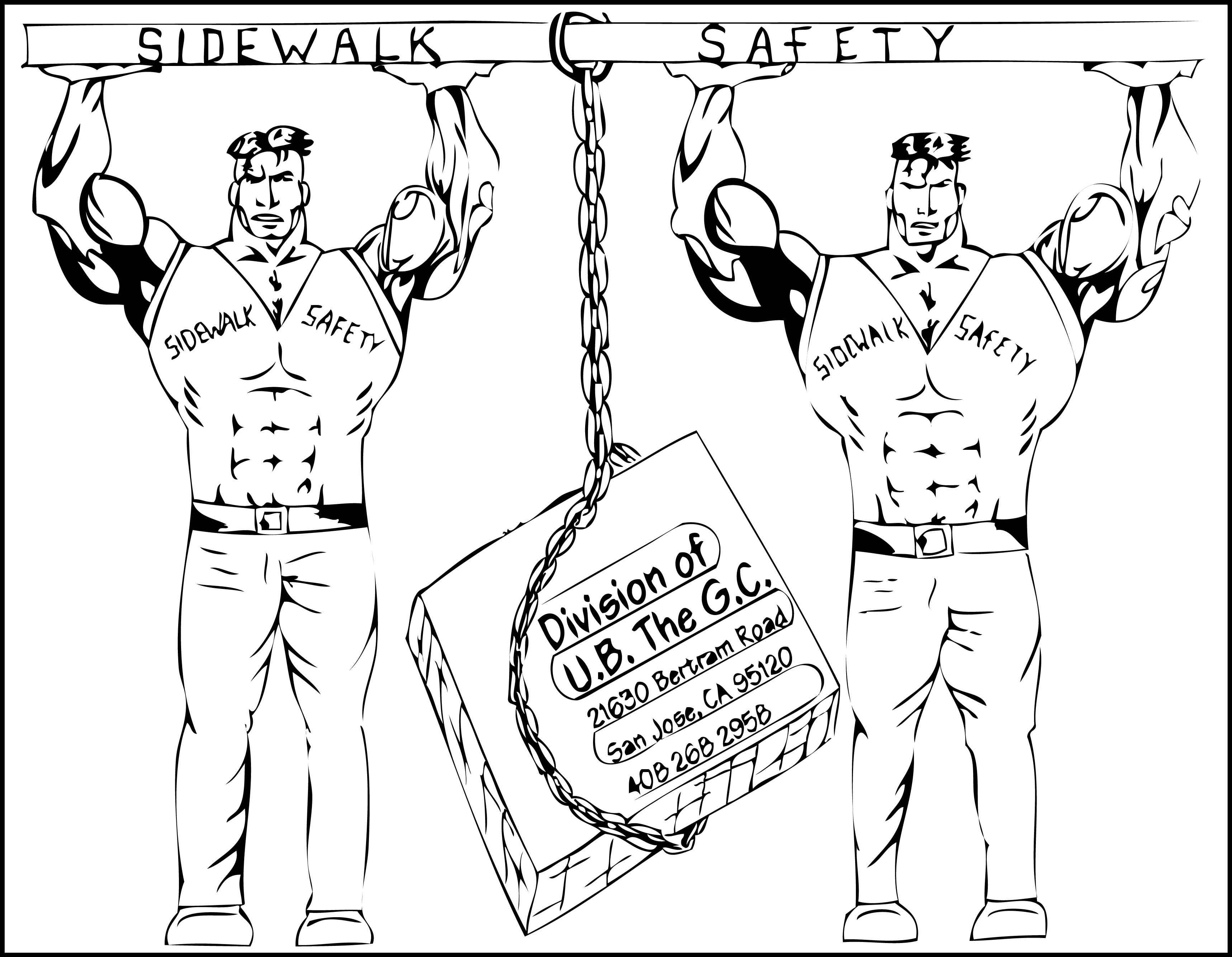 3436x2670 Sidewalk Safety