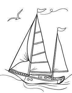 236x305 Simple Drawings Of Sail Boat Eps Jpg Word Png Tweet Sailboat