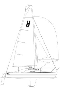 236x341 Venture 21 Drawing On 6 7 Sailboats 20 23